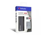 Verbatim Vx500 External SSD USB 3.1 G2 120GB