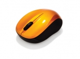 Verbatim Wireless Laser GO Nano Mouse Orange