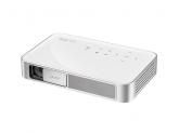 Videoproiector LED Full HD Qumi Q38, 600 lumeni, Alb