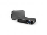 Videoproiector LED HD Qumi Q6, 800 Lumeni, Gri