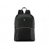 Wenger, LeaMarie Slim 14'' Laptop Backpack, Black