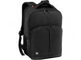 Wenger, Link 16 inch Laptop Backpack, Black