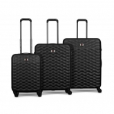 Wenger Lumen Hardside Luggage Set, Black ( R )