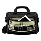 Wenger Source 14 inch Laptop Briefcase, Black