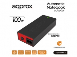 Approx APPROX 100W POWER AUT. NOTEBOOK ADAP. 9 TIPS + CAR