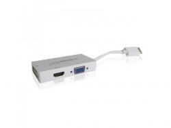 APPROX Display port to HDMI/VGA/DVI 4k