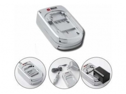 BRAUN  DOUBLE SIDE CHARGER FOR