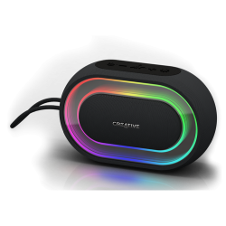 CREATIVE HALO RGB Bluetooth Speaker