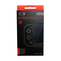 Gioteck - 9H Premium Tempered Glass Screen Protector Kit for Nintendo Switch Lite ENG Nintendo Switch Lite