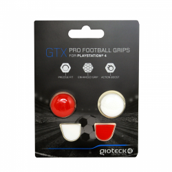 Gioteck - GTX Pro Football Grips for PS4 MULT PS4