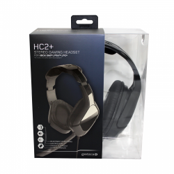 Gioteck - HC2+ Stereo Gaming Headset for PS5, PS4, Xbox Series, Xbox One & PC MULT Multi-Platform