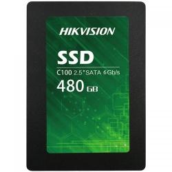 HIKVISION C100 2.5 inch Internal SSD SATA III 480GB