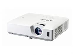 Hitachi 3200 ANSI Lumeni, XGA, contrast 10.000:1, VGA, HDMI, RJ45, USB A, USB B, optiune wireless, l