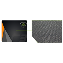 KEEPOUT GAMING MOUSEPAD 400X320X3MM