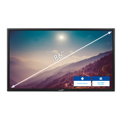 Legamaster ETX touch monitor ETX-8620