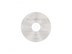 MediaRange CD-RW 700MB|80min 12x speed, rewritable, single Jewel