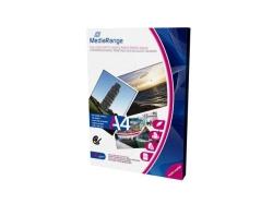 MediaRange DIN A4 Photo Paper for inkjet print, 250g, 50 sheets