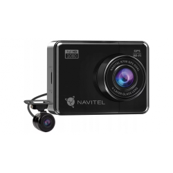 NAVITEL R700 DUAL DVR Camera, SONY IMX307 Night Vision, GPS, FHD