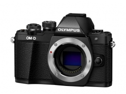 Olympus E-M10 Mark II Body black