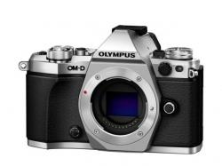 Camera Foto Olympus E-M5II Body silver