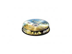 Omega  DVD-R 4.7GB 16x CAKE 10