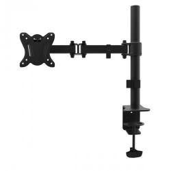 Omega -Monitor Desk Mount Single Max Vesa 100X100