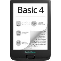 PocketBook BASIC4 black PB606