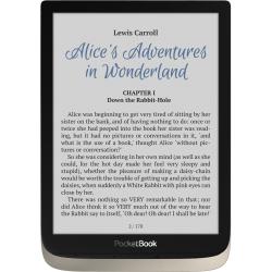 PocketBook Inkpad Color argintiu