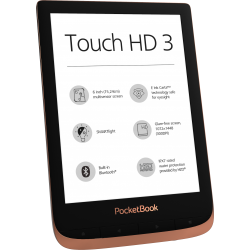 PocketBook Touch HD 3 Spicy Copper