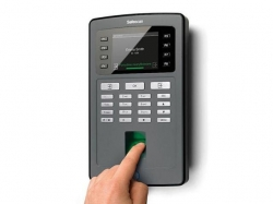 Safescan TA-8035 black Time attendance system Wi-Fi, RFID reader & Fingerprint sensor, incl. TA soft