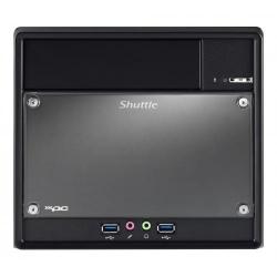 Shuttle XPC Barebone Black SH110R4