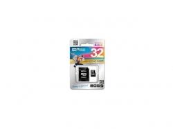 Memory Card Silicon Power Micro SDHC 32GB, Clasa 10 + Adaptor SD