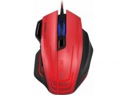 SPEEDLINK DECUS RESPEC Gaming mouse,black-red