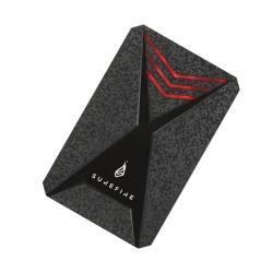 SUREFIRE GX3 Gaming SSD USB 3.2 Gen 1 512GB Black