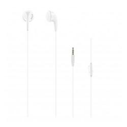 TNB FIRST BLACK EARPHONES + MIC.WHITE