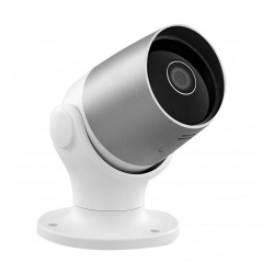 TNB Outdoor Wifi Camera - White/Silver