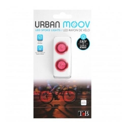 TNB UM - LED PACK FOR BICYCLE WHEELS