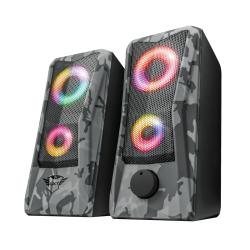 TRUST 606 JAVV RGB Illuminated 2.0 Speaker Set