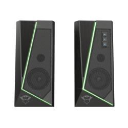 TRUST GXT 609 Zoxa RGB Illuminated Speaker Set