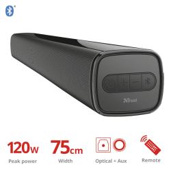 TRUST Lino XL 2.0 All-round Soundbar with Bluetooth