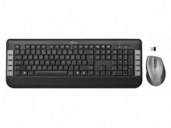 TRUST Tecla Wireless Multimedia Keyboard with mouse