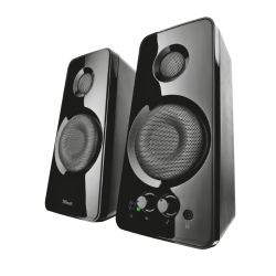 TRUST Tytan 2.0 Speaker Set - black 18W