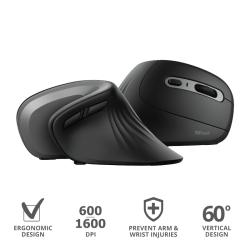 TRUST Verro Ergonomic Wireless Mouse