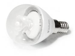 Verbatim LED Mini Globe E14 5.5W 2700K WW 330LM Clear