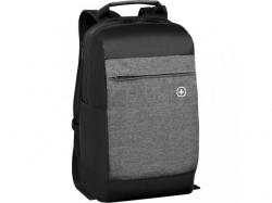 Wenger Bahn Laptop Backpack, Black