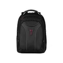 Wenger, Carbon Apple 17 Computer Backpack, Black