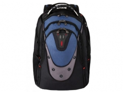 Wenger, Ibex 17 inch Computer Backpack, Blue