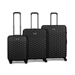 Wenger Lumen Hardside Luggage Set, Black ( R )