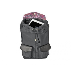 Wenger MarieJo 14 inch Convertible Sling, Black/Floral