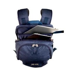 Wenger StreetFlyer 16 inch Laptop Backpack, Denim